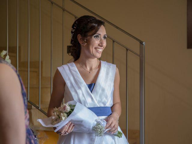 Il matrimonio di Diego e Marzia a Castelverde, Cremona 11