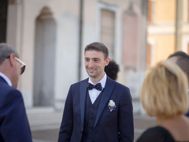 Il matrimonio di Diego e Marzia a Castelverde, Cremona 12