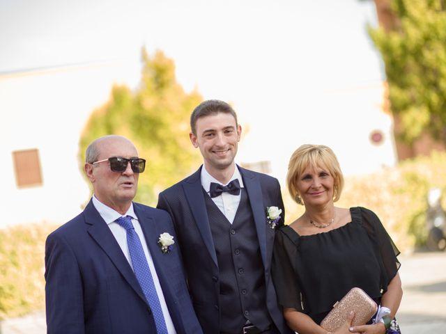 Il matrimonio di Diego e Marzia a Castelverde, Cremona 14