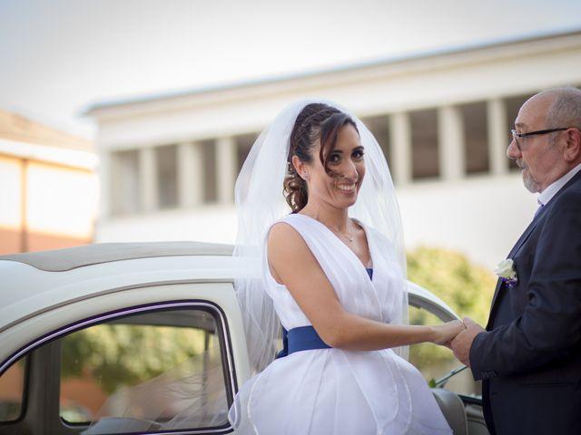 Il matrimonio di Diego e Marzia a Castelverde, Cremona 16