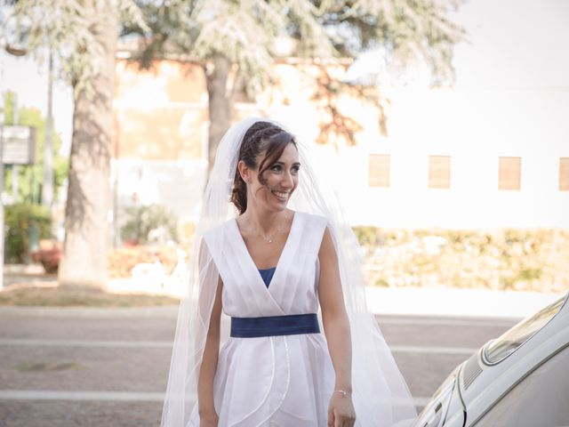 Il matrimonio di Diego e Marzia a Castelverde, Cremona 17