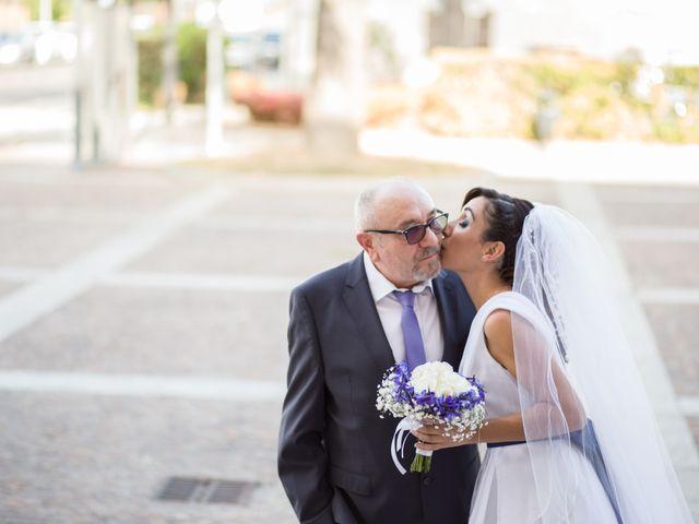 Il matrimonio di Diego e Marzia a Castelverde, Cremona 18