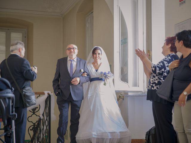 Il matrimonio di Diego e Marzia a Castelverde, Cremona 20