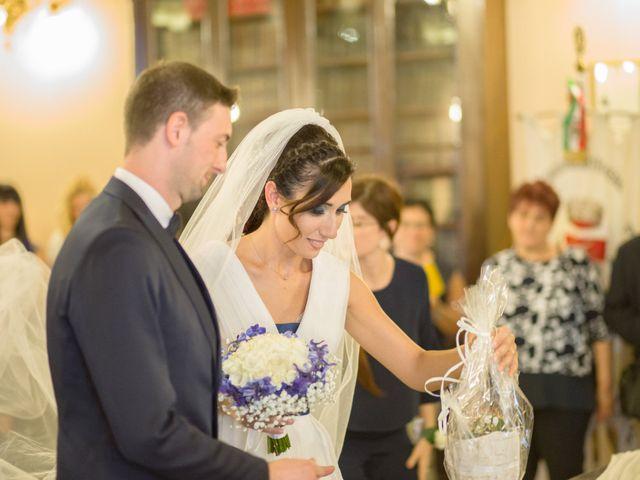 Il matrimonio di Diego e Marzia a Castelverde, Cremona 24
