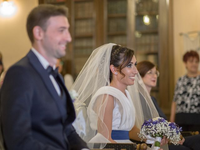 Il matrimonio di Diego e Marzia a Castelverde, Cremona 25