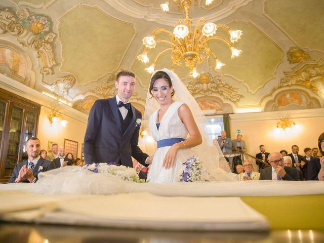 Il matrimonio di Diego e Marzia a Castelverde, Cremona 28
