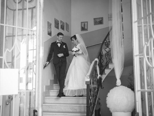 Il matrimonio di Diego e Marzia a Castelverde, Cremona 31