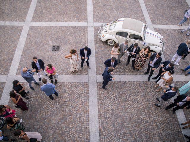 Il matrimonio di Diego e Marzia a Castelverde, Cremona 32