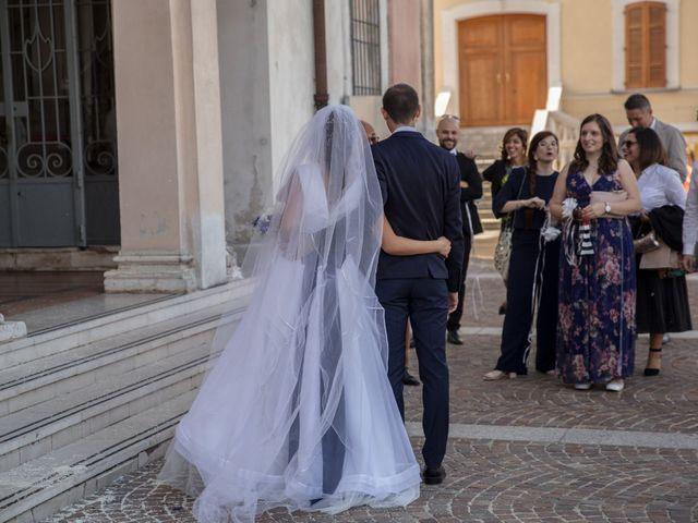 Il matrimonio di Diego e Marzia a Castelverde, Cremona 33