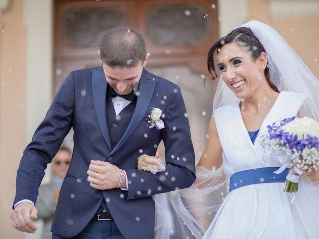Il matrimonio di Diego e Marzia a Castelverde, Cremona 34