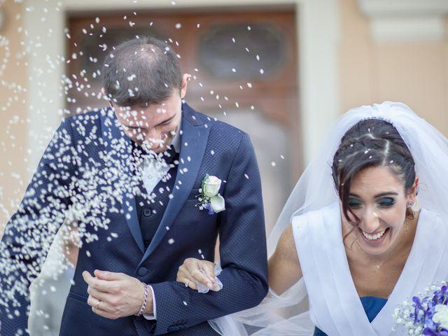 Il matrimonio di Diego e Marzia a Castelverde, Cremona 35