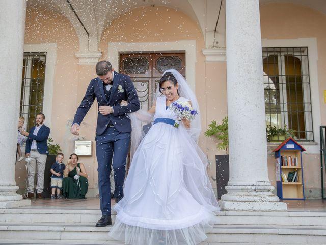 Il matrimonio di Diego e Marzia a Castelverde, Cremona 36