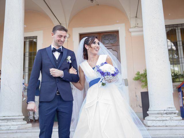 Il matrimonio di Diego e Marzia a Castelverde, Cremona 37