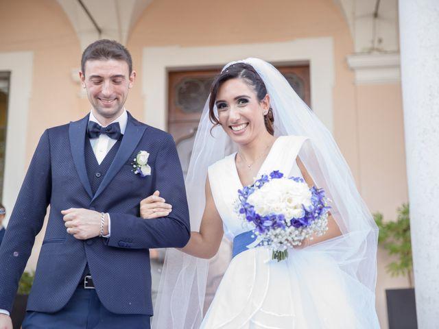 Il matrimonio di Diego e Marzia a Castelverde, Cremona 38