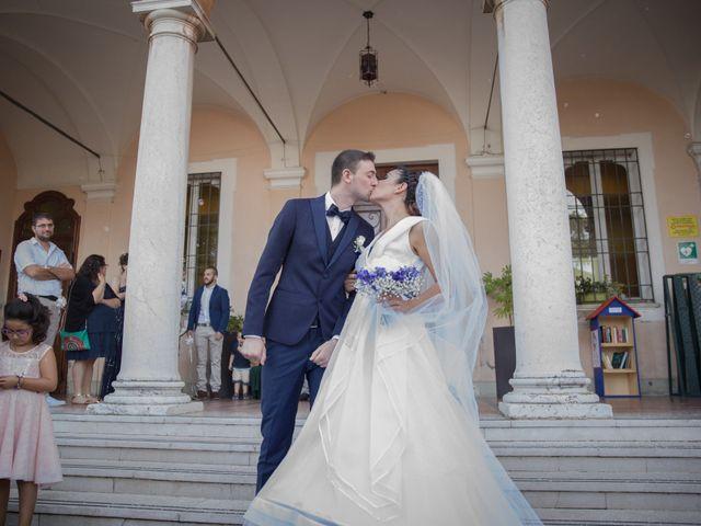 Il matrimonio di Diego e Marzia a Castelverde, Cremona 39