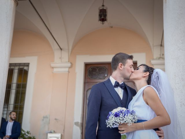 Il matrimonio di Diego e Marzia a Castelverde, Cremona 40