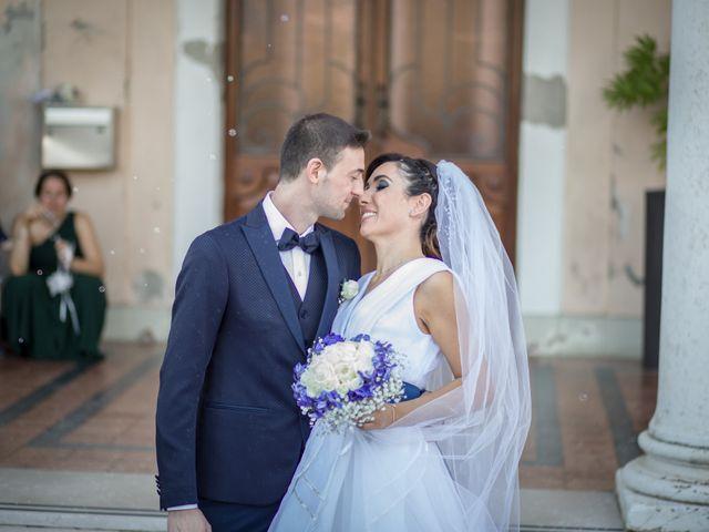 Il matrimonio di Diego e Marzia a Castelverde, Cremona 41