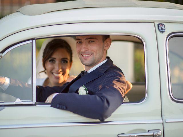 Il matrimonio di Diego e Marzia a Castelverde, Cremona 52