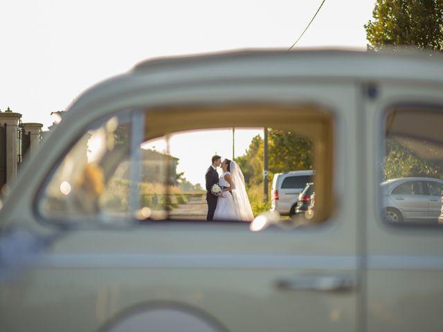 Il matrimonio di Diego e Marzia a Castelverde, Cremona 54
