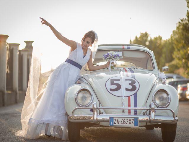 Il matrimonio di Diego e Marzia a Castelverde, Cremona 55