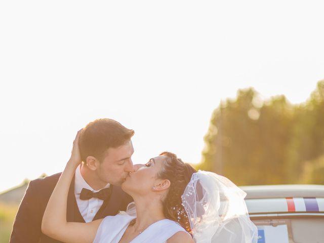 Il matrimonio di Diego e Marzia a Castelverde, Cremona 56
