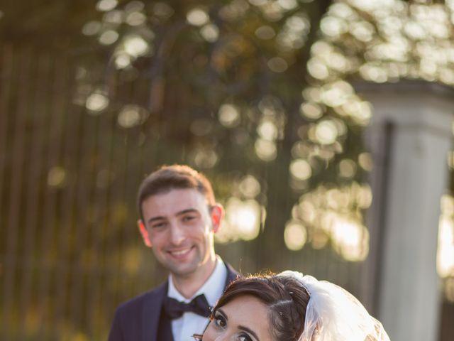 Il matrimonio di Diego e Marzia a Castelverde, Cremona 1