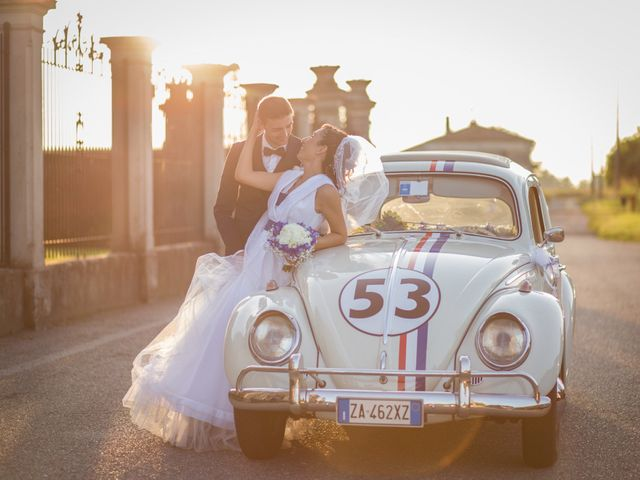 Il matrimonio di Diego e Marzia a Castelverde, Cremona 57