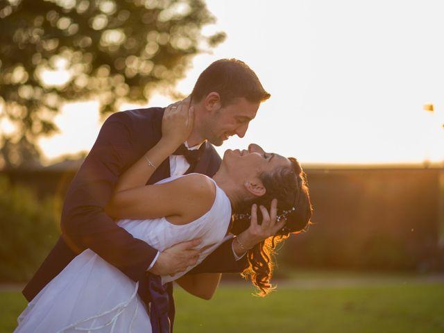 Il matrimonio di Diego e Marzia a Castelverde, Cremona 61