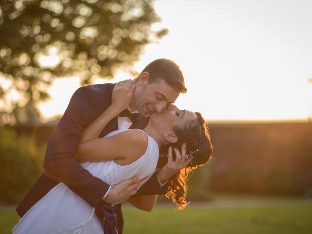 Il matrimonio di Diego e Marzia a Castelverde, Cremona 62