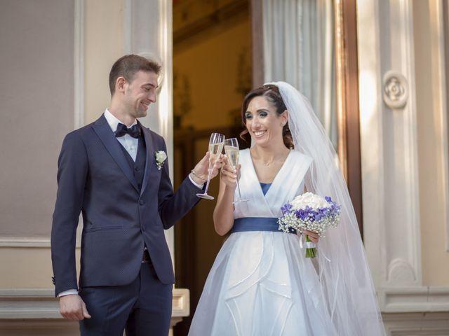 Il matrimonio di Diego e Marzia a Castelverde, Cremona 63