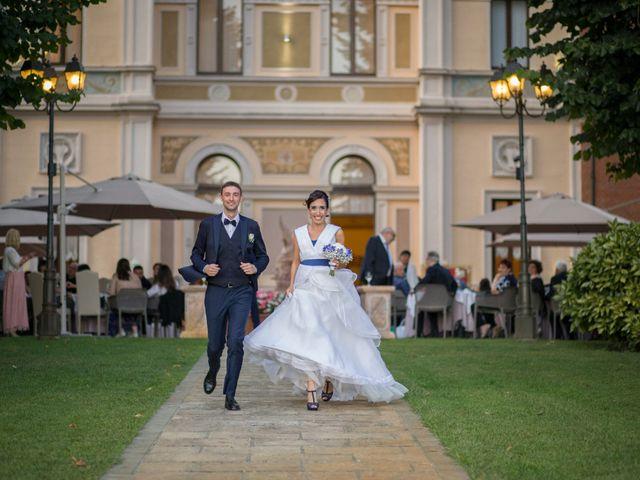 Il matrimonio di Diego e Marzia a Castelverde, Cremona 64