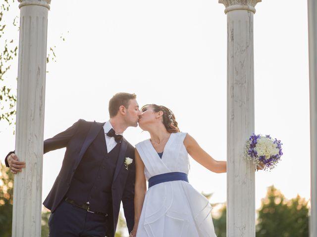 Il matrimonio di Diego e Marzia a Castelverde, Cremona 72