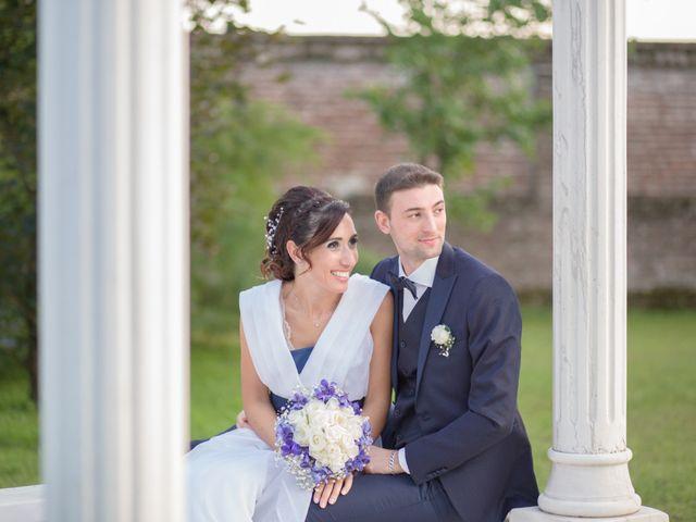 Il matrimonio di Diego e Marzia a Castelverde, Cremona 77