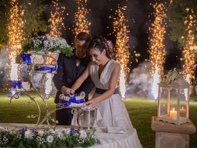 Il matrimonio di Diego e Marzia a Castelverde, Cremona 84
