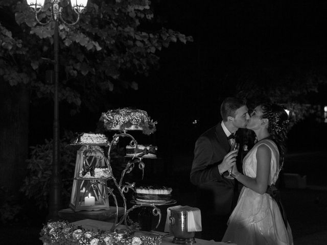 Il matrimonio di Diego e Marzia a Castelverde, Cremona 87