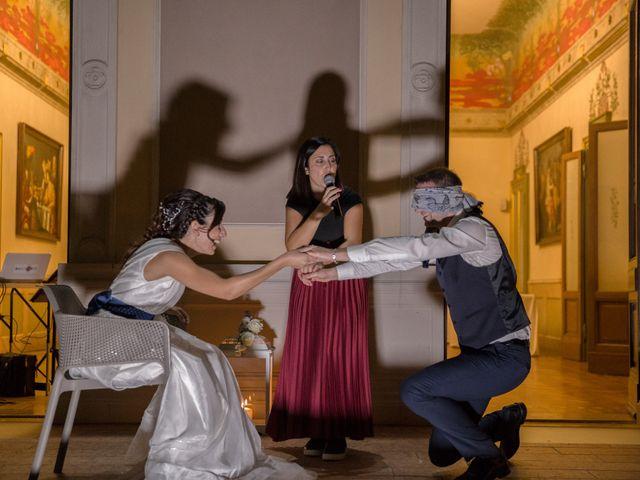 Il matrimonio di Diego e Marzia a Castelverde, Cremona 92