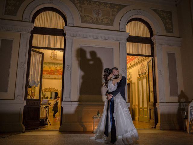 Il matrimonio di Diego e Marzia a Castelverde, Cremona 94