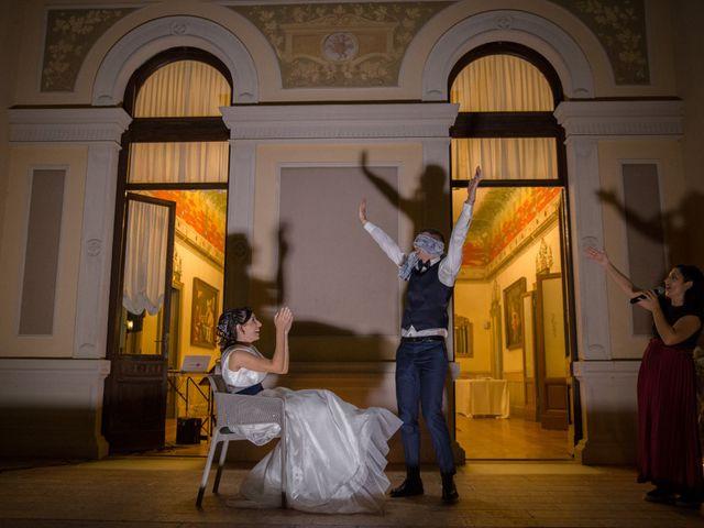 Il matrimonio di Diego e Marzia a Castelverde, Cremona 95