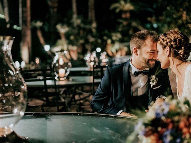 Le nozze di Romolo e Federica