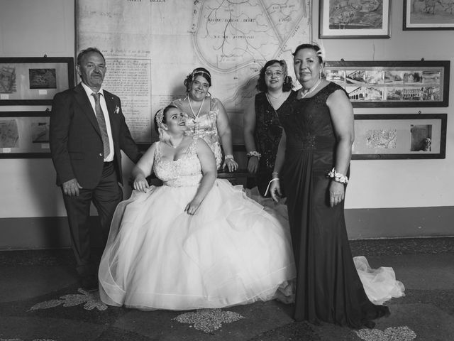 Il matrimonio di Carlo Alberto e Greta a San Bonifacio, Verona 8
