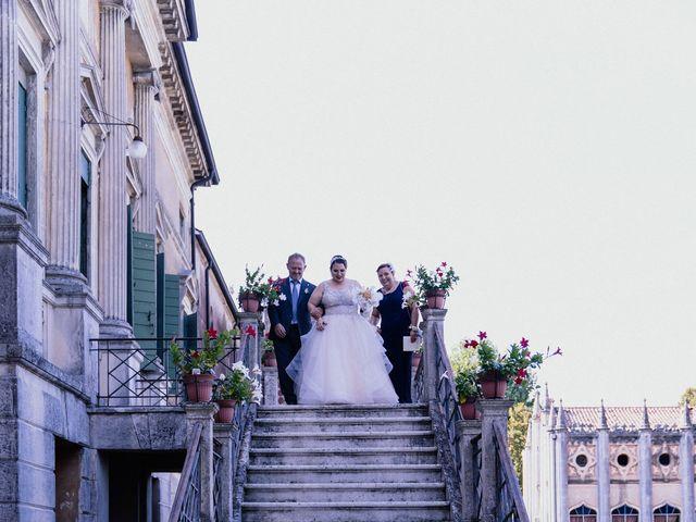 Il matrimonio di Carlo Alberto e Greta a San Bonifacio, Verona 9