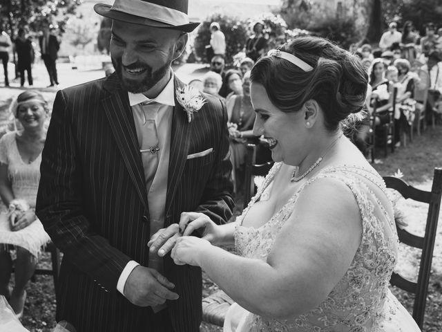 Il matrimonio di Carlo Alberto e Greta a San Bonifacio, Verona 16