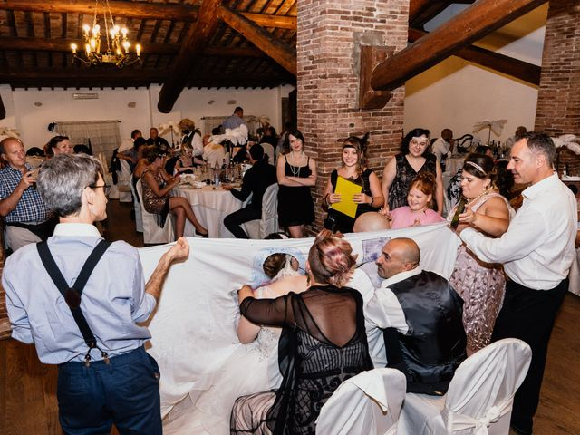 Il matrimonio di Carlo Alberto e Greta a San Bonifacio, Verona 18