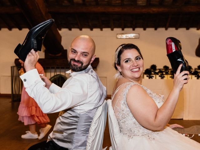 Il matrimonio di Carlo Alberto e Greta a San Bonifacio, Verona 19