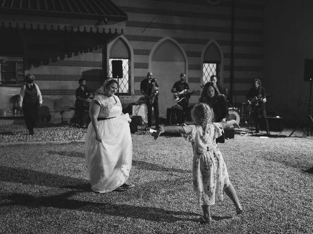 Il matrimonio di Carlo Alberto e Greta a San Bonifacio, Verona 20