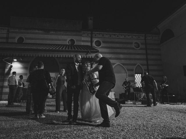 Il matrimonio di Carlo Alberto e Greta a San Bonifacio, Verona 21