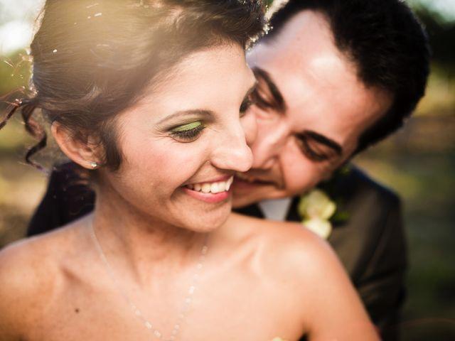 le nozze di Francesco e Mariangela