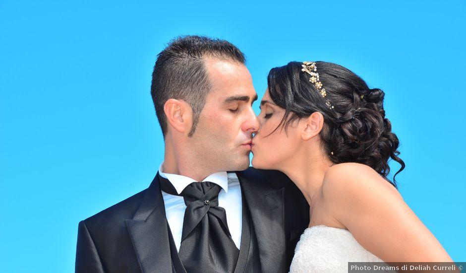 Il matrimonio di Alberto e Noemi a Pula, Cagliari