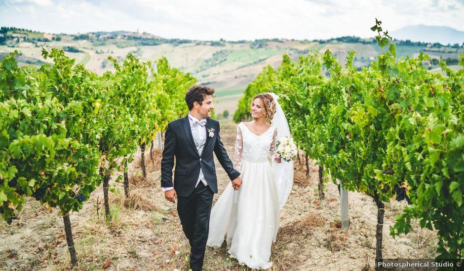 Il matrimonio di Luigi e Anthea a Macerata, Macerata