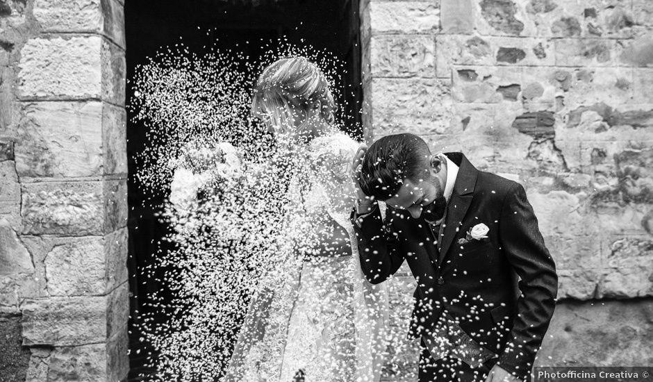 Il matrimonio di Mathieu e Jessica a Reggio nell'Emilia, Reggio Emilia